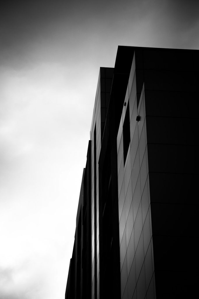 architecture, building, office
